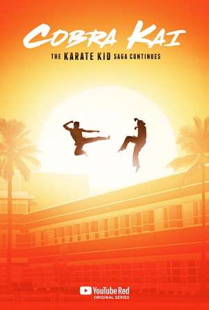 Soundtrack - Cobra Kai TV Series